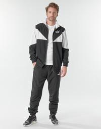 Abbigliamento Uomo Tuta Puma Woven Suit CL Nero / Bianco