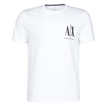 Abbigliamento Uomo T-shirt maniche corte Armani Exchange 8NZTPH-ZJH4Z Bianco
