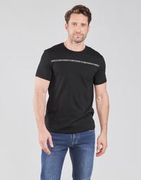 Abbigliamento Uomo T-shirt maniche corte Armani Exchange 8NZT93-Z8H4Z Nero