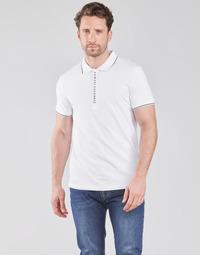 Abbigliamento Uomo Polo maniche corte Armani Exchange 8NZF71-ZJH2Z Bianco