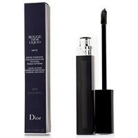 Bellezza Donna Rossetti Christian Dior rossetto Liquido 908 Black Mate 6ml lipstick Liquido 908 Black Mate 6ml