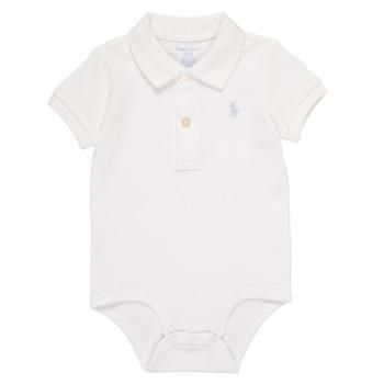 Abbigliamento Bambino Pigiami / camicie da notte Polo Ralph Lauren NOUVEL Bianco