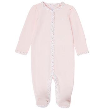 Abbigliamento Bambina Pigiami / camicie da notte Polo Ralph Lauren PAULA Rosa