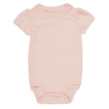 Abbigliamento Bambina Pigiami / camicie da notte Polo Ralph Lauren POLINE Rosa