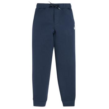 Abbigliamento Bambino Pantaloni da tuta Polo Ralph Lauren MINIZA Marine
