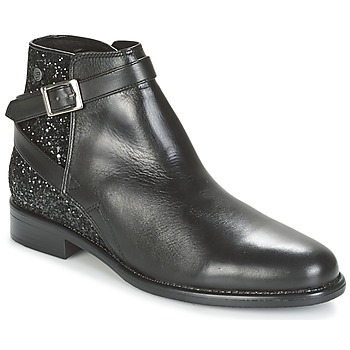 Scarpe Donna Stivaletti Betty London NORINA Nero