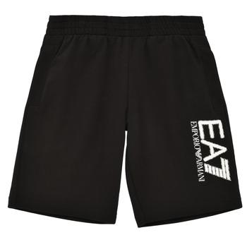 Abbigliamento Bambino Shorts / Bermuda Emporio Armani EA7 3KBS52-BJ05Z-1200 Nero