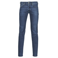 Abbigliamento Uomo Jeans skynny Diesel SLEENKER Blu / Scuro