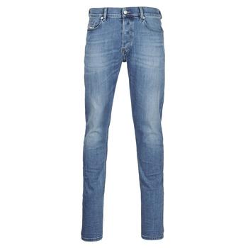 Abbigliamento Uomo Jeans slim Diesel D-LUSTER Blu / Clair