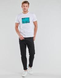 Abbigliamento Uomo Jeans dritti Diesel D-FINNING Nero