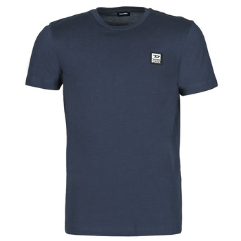 Abbigliamento Uomo T-shirt maniche corte Diesel A00356-0AAXJ-81E Marine