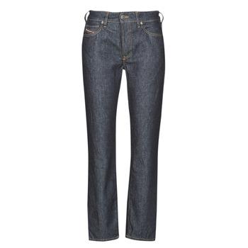 Abbigliamento Donna Jeans dritti Diesel D-JOY Blu