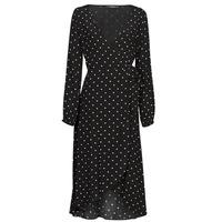 Abbigliamento Donna Abiti lunghi Guess NEW BAJA DRESS Nero