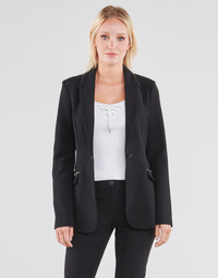 Abbigliamento Donna Giacche / Blazer Guess SELENE BLAZER Nero