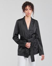 Abbigliamento Donna Giacche / Blazer Guess DIMITRA BLAZER Nero