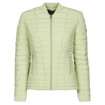 Abbigliamento Donna Piumini Guess VERA JACKET Verde