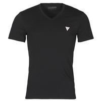 Abbigliamento Uomo T-shirt maniche corte Guess VN SS CORE TEE Nero