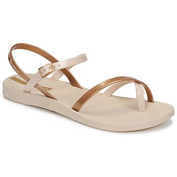 Scarpe Donna Sandali Ipanema Ipanema Fashion Sandal VIII Fem Beige / Oro