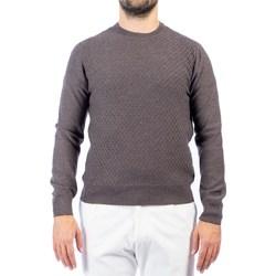 Abbigliamento Uomo Maglioni La Fileria 57166/14238 46 TOR Maglia Uomo Uomo Tortora Tortora