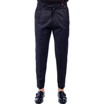 Abbigliamento Uomo Pantaloni 5 tasche Golden Craft 1957 495/CHARLES E003 BLU Pantalone Uomo Uomo Blu Blu