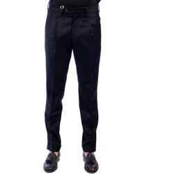 Abbigliamento Uomo Pantaloni da completo Michael Coal FREDERICK36100/NAVY Pantalone Uomo Uomo Blu Blu