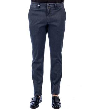 Abbigliamento Uomo Pantaloni 5 tasche Barbati P-IKE 702R 111 BLU Pantalone Uomo Uomo Blu Blu