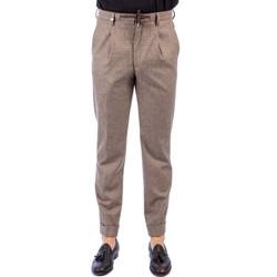 Abbigliamento Uomo Pantaloni 5 tasche Barbati P-GREGORY 220762 2 Pantalone Uomo Uomo Moro Moro