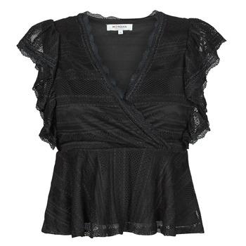 Abbigliamento Donna Top / Blusa Morgan DARLEY Nero