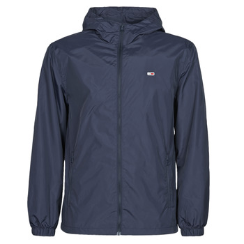 Abbigliamento Uomo giacca a vento Tommy Jeans TJM PACKABLE WINDBREAKER Marine
