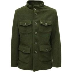 Abbigliamento Uomo Cappotti Impure JKT1198 Verde
