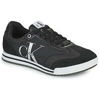 Scarpe Uomo Sneakers basse Calvin Klein Jeans LOW PROFILE SNEAKER LACEUP PES Nero
