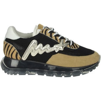 Scarpe Donna Sneakers basse Meline 1700 NERO/TAUPE