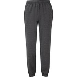 Abbigliamento Uomo Pantaloni da tuta Fruit Of The Loom SS405 Grigio
