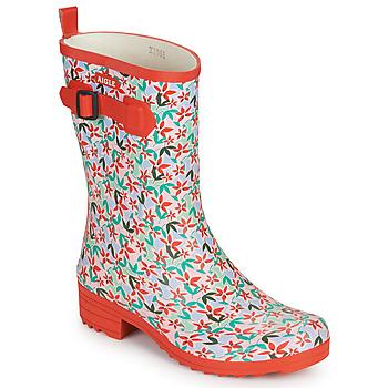 Scarpe Donna Stivali da pioggia Aigle AIGLINE BOTT PT Multicolore