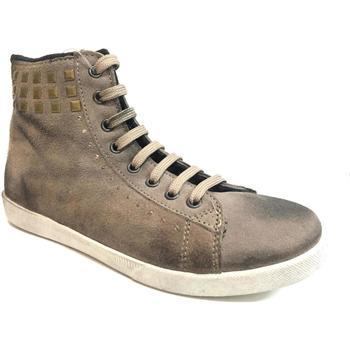 Scarpe Donna Sneakers alte Madame Pigalle ATRMPN-22667 Marrone
