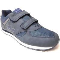 Scarpe Uomo Sneakers Madigan ATRMPN-22672 Blu
