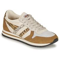 Scarpe Donna Sneakers basse Gola DAYTONA SAFARI Zebra / Camel