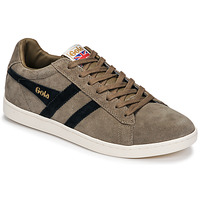 Scarpe Uomo Sneakers basse Gola EQUIPE SUEDE Beige / Marine