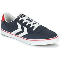 Scarpe Uomo Sneakers basse Hummel STADIL LOW OGC 3.0 Blu