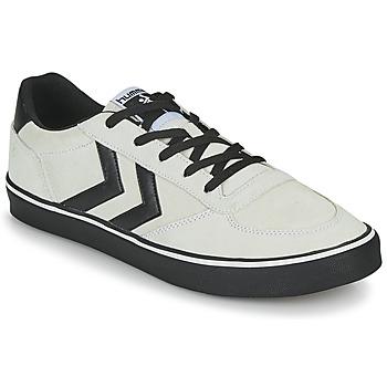 Scarpe Uomo Sneakers basse Hummel STADIL 3.0 SUEDE Beige / Nero