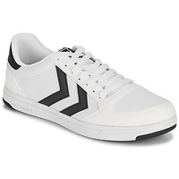 Scarpe Uomo Sneakers basse Hummel STADIL LIGHT CANVAS Bianco
