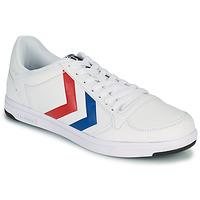 Scarpe Uomo Sneakers basse Hummel STADIL LIGHT Bianco / Blu / Rosso