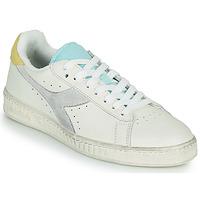 Scarpe Donna Sneakers basse Diadora GAME L LOW ICONA WN Bianco / Blu