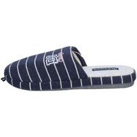 Scarpe Uomo Pantofole De Fonseca ROMA TOP I M650 BLU