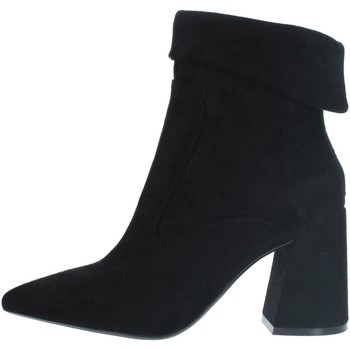 Scarpe Donna Stivaletti Gattinoni PINHR1040WSA512 TRONCHETTO Donna BLACK BLACK