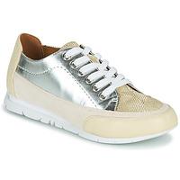 Scarpe Donna Sneakers basse Karston CAMINO Beige / Argento