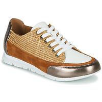Scarpe Donna Sneakers basse Karston CAMINO Marrone / Bronzo