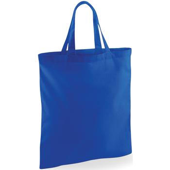 Borse Tote bag / Borsa shopping Westford Mill W101S Blu reale acceso