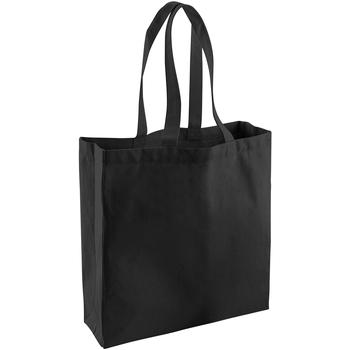 Borse Donna Tote bag / Borsa shopping Westford Mill WM623 Nero