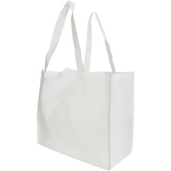Borse Tote bag / Borsa shopping Shugon SH4120 Bianco